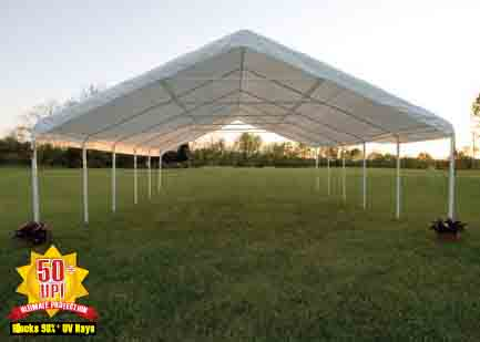 24' Wide Canopies