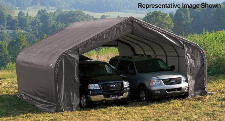 Carports metal carport kits garage kits metal building rv for Rv garage kits