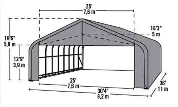rv sheds carports