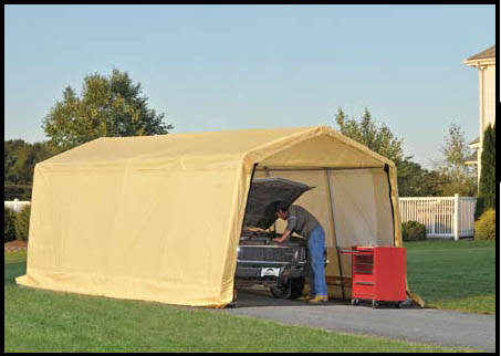 Portable instant durable garages for sale for One car garage kits sale