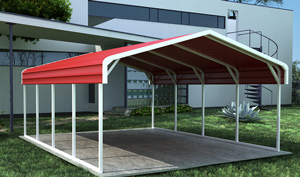 Carports Online Price Guarantee Metal Rv Carport Covers
