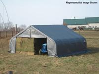 22x28x11 Peak Style Shelter
