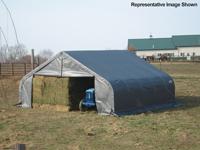 22x36x11 Peak Style Shelter