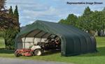 18x36x10 Peak Style Shelter