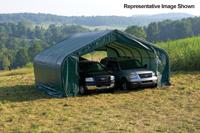 22x20x13 Peak Style Shelter
