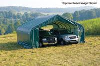 22x28x13 Peak Style Shelter