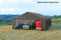 30x28x20 Peak Style Shelter